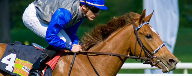 Нюмаркет – живот, подчинен на конете