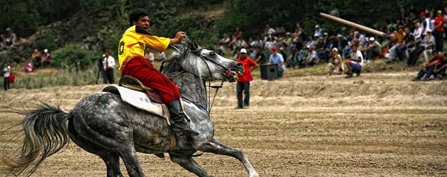 Джирит – традиционния турски конен спорт
