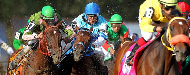 Видове конни надбягвания