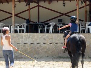 езда и деца