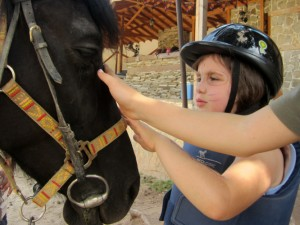 деца и коне