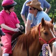 лечебна езда - хипотерапия