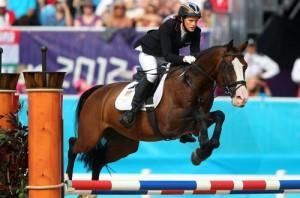 Модерен петобой - конна езда