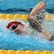 Модерен петобой - Плуване