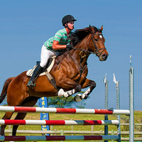 конна езда - прескачане на препятствия