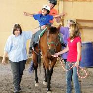 лечебна езда и хиппотерапия