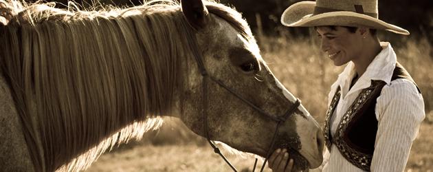 Връзката с коня
