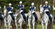 Един конен полицай разказва…