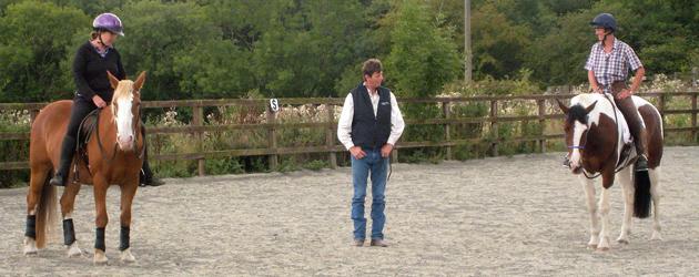 Повишете увереността си по време на езда