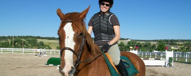 Физическата активност при спортните коне