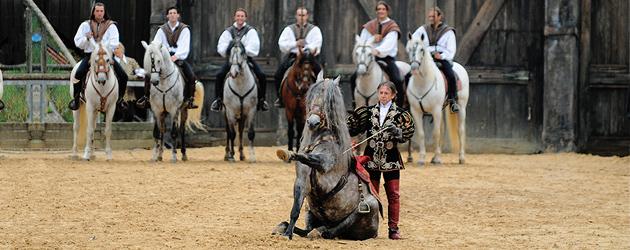 Марио Люраши – още един повелител на конете