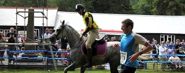 """Маратон """"Човек срещу кон"""""""