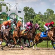 конни надбягвания
