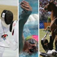спорт модерен петобой